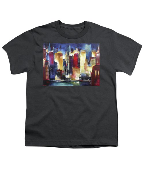 Windy City Nights Youth T-Shirt