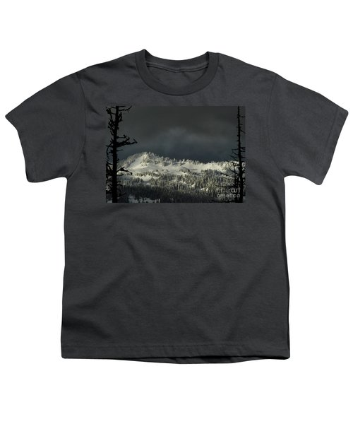 Winter In North Cascades Youth T-Shirt