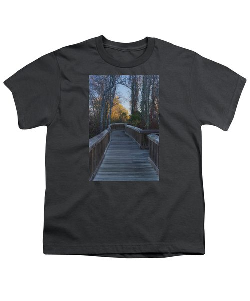 Wooden Path Youth T-Shirt