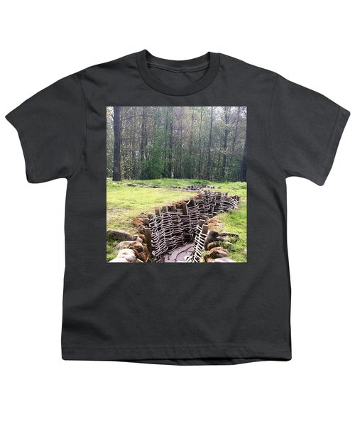 World War One Trenches Youth T-Shirt