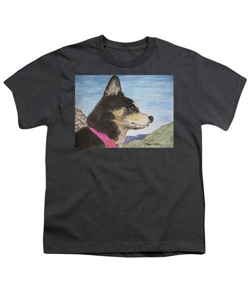 Zuma Youth T-Shirt by Megan Cohen