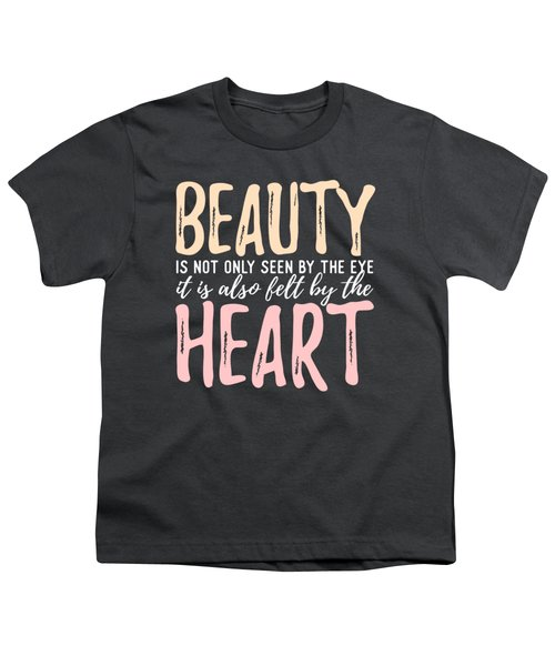 Beauty Heart Youth T-Shirt