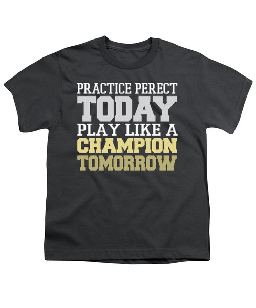 Practice Perfect Youth T-Shirt