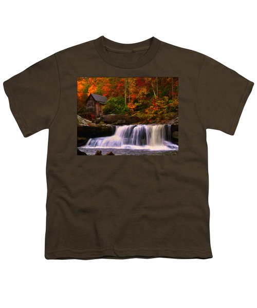 Glade Creek Grist Mill Youth T-Shirt