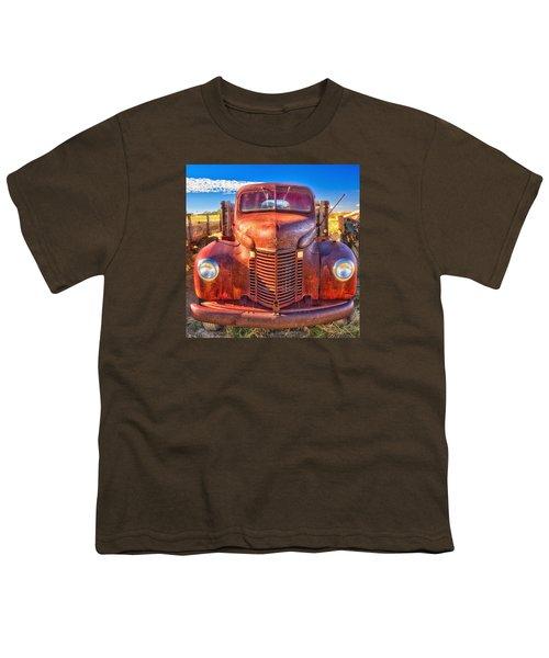 International Rust Youth T-Shirt