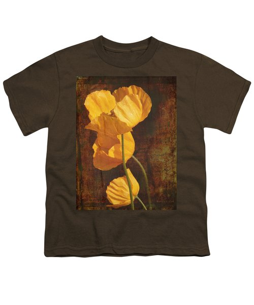 Icelandic Poppy Youth T-Shirt