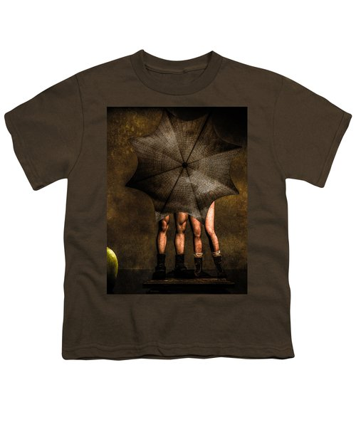 Adam And Eve Youth T-Shirt