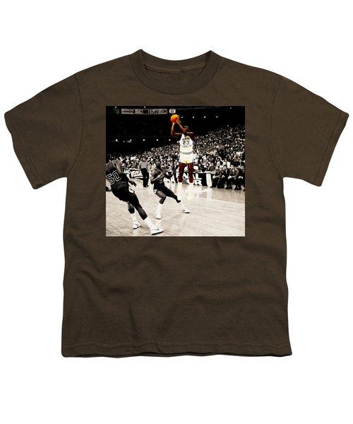 Air Jordan Unc Last Shot Youth T-Shirt