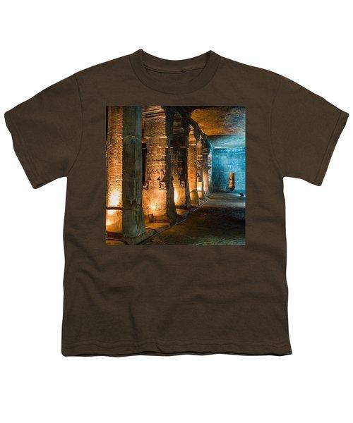 Ajanta Caves Youth T-Shirt
