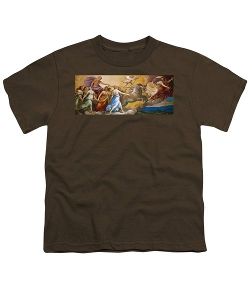 Aurora Youth T-Shirt by Guido Reni