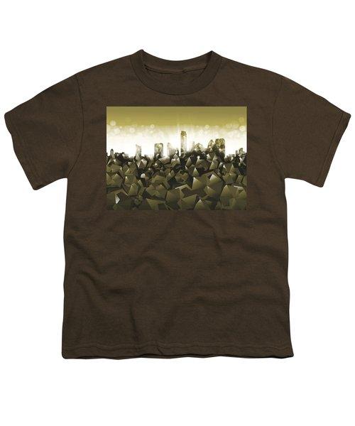 Austin Texas Geometry Youth T-Shirt