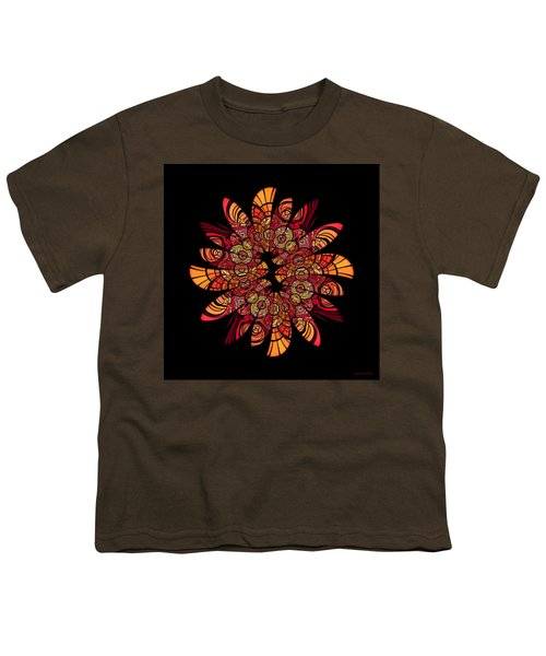 Autumn Wreath Youth T-Shirt