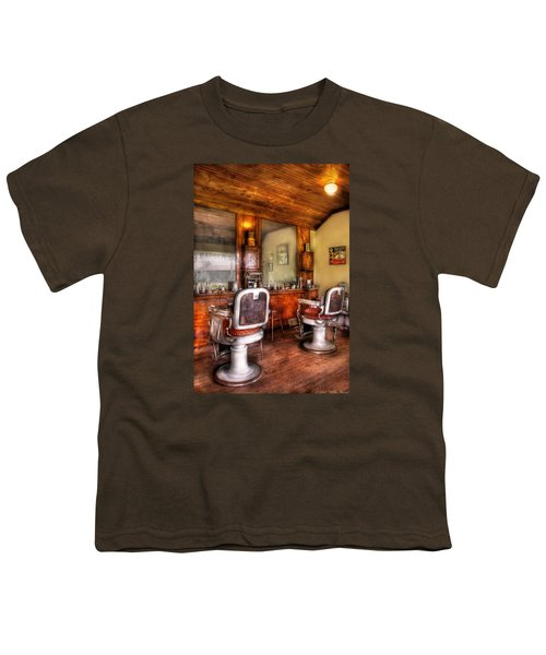 Barber - The Barber Shop II Youth T-Shirt