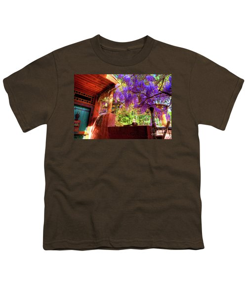 Bisbee Artist Home Youth T-Shirt