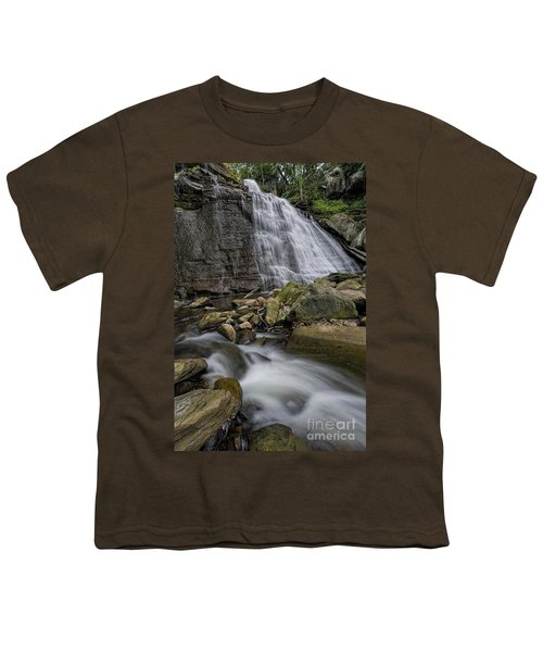 Brandywine Flow Youth T-Shirt by James Dean