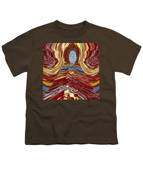 Bridge To Holy Grail Of Mystical Energies Whimisical Abstract By Navinjoshi At Fineartamerica.com  Youth T-Shirt