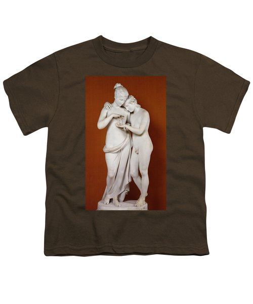 Cupid And Psyche Youth T-Shirt