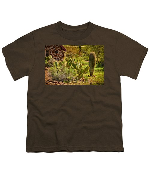 Youth T-Shirt featuring the photograph Desert Dream by Mark Myhaver