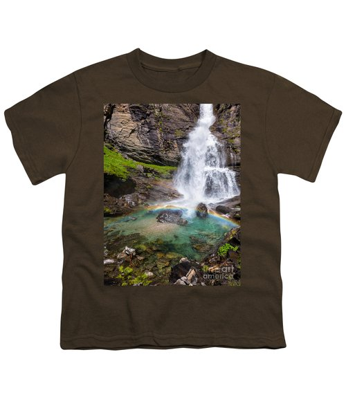 Fall And Rainbow Youth T-Shirt