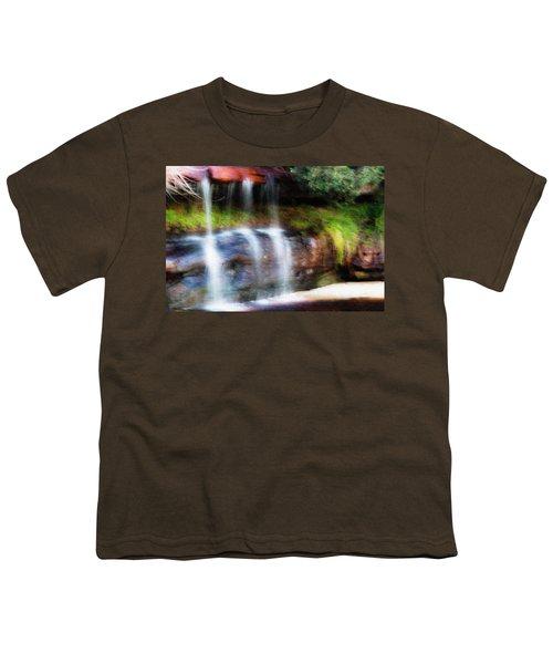 Youth T-Shirt featuring the photograph Fall by Miroslava Jurcik