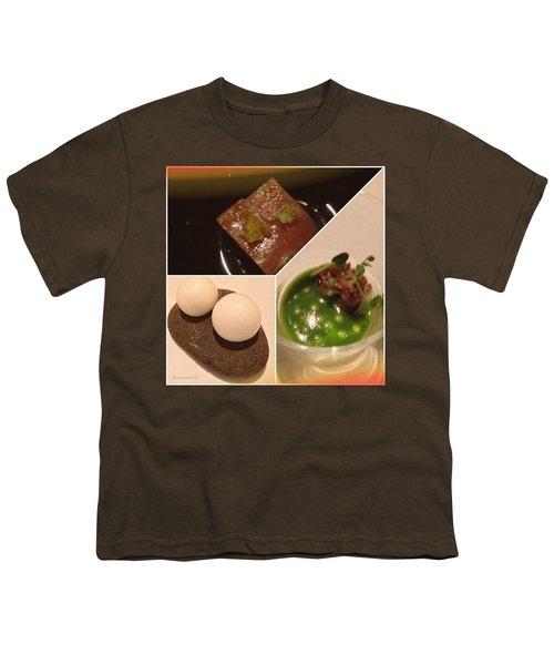 Snacks At Castagna Youth T-Shirt