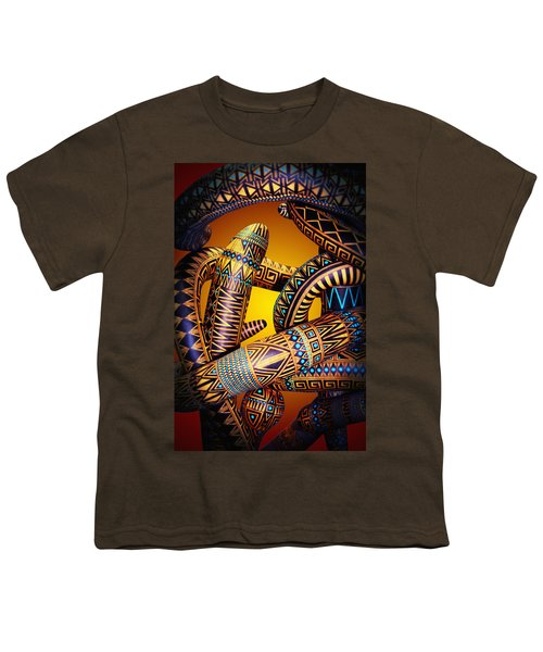 Gourd Snake Youth T-Shirt