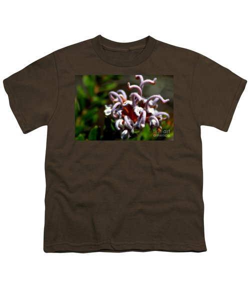 Youth T-Shirt featuring the photograph Great Spider Flower by Miroslava Jurcik