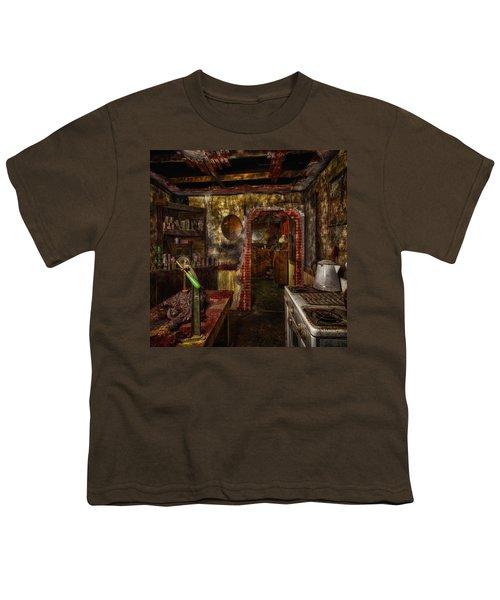 Haunted Kitchen Youth T-Shirt