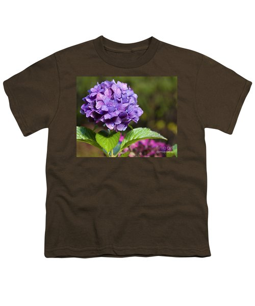 Hydrangea Youth T-Shirt