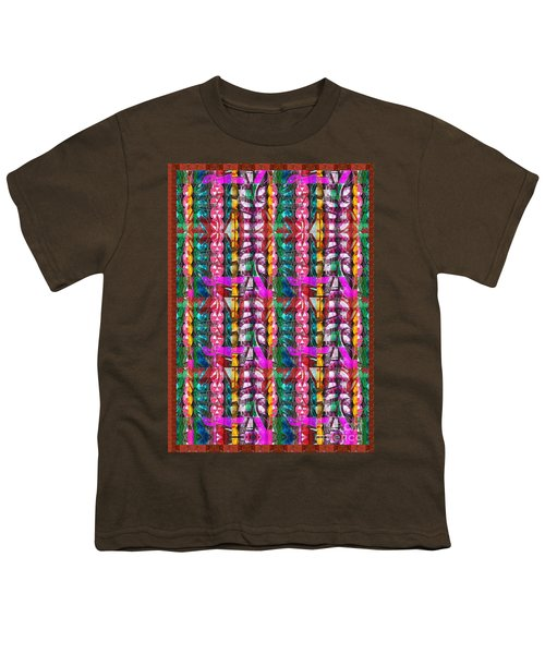 Beads Jewels Strings Fineart By Navinjoshi At Fineartamerica.com Unique Decorations Pod Gifts Source Youth T-Shirt by Navin Joshi