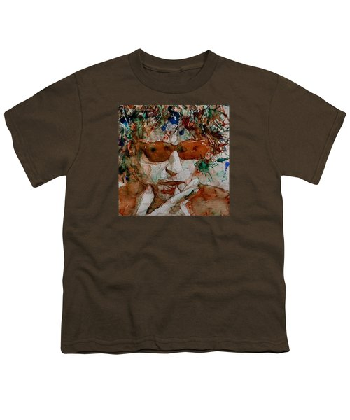 Just Like A Woman Youth T-Shirt by Paul Lovering