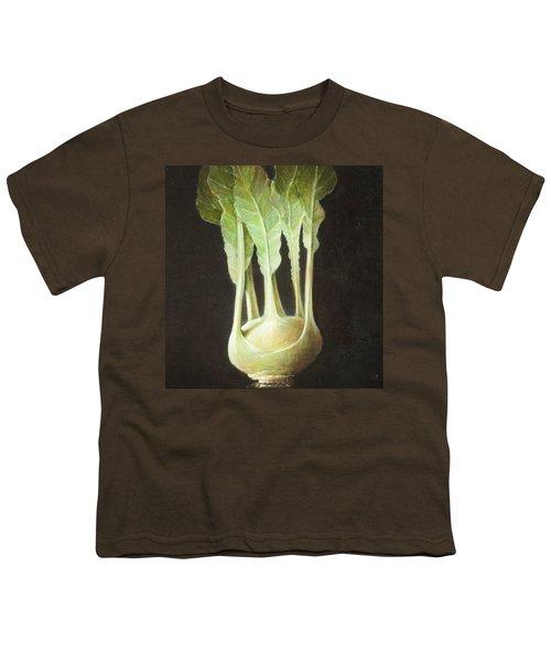 Kohl Rabi, 2012 Acrylic On Canvas Youth T-Shirt