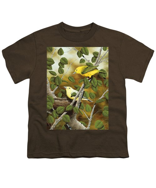 Love Nest Youth T-Shirt by Rick Bainbridge
