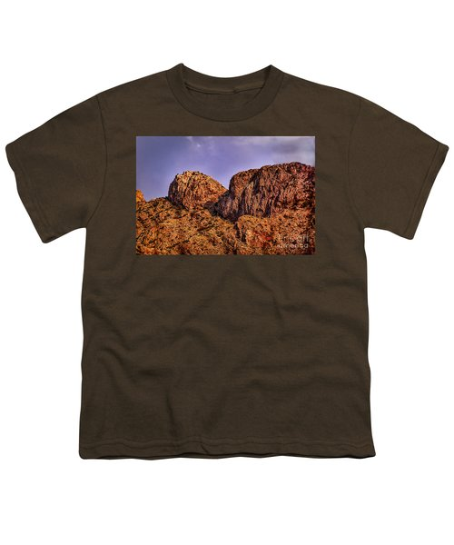 Youth T-Shirt featuring the photograph Majestic 15 by Mark Myhaver