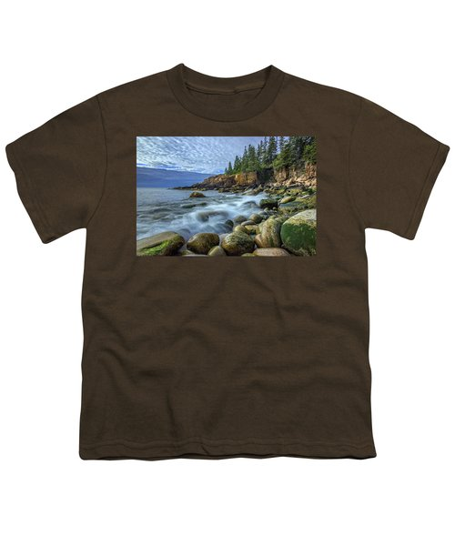 Morning In Monument Cove Youth T-Shirt