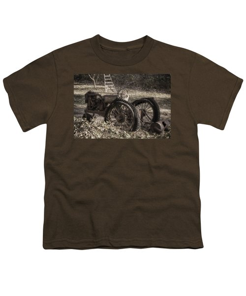 Old Tractor Youth T-Shirt