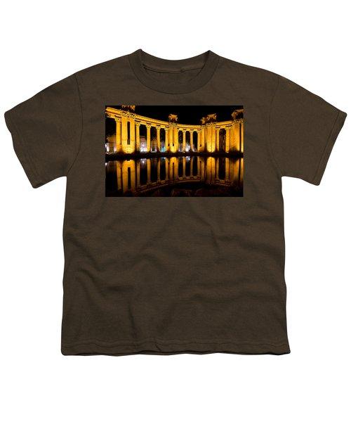 Palace Of Fine Arts San Francisco Youth T-Shirt