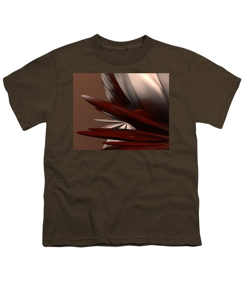Petals And Stone 2 Youth T-Shirt