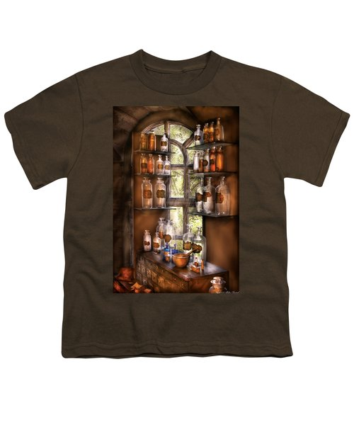 Pharmacist - Various Potions Youth T-Shirt