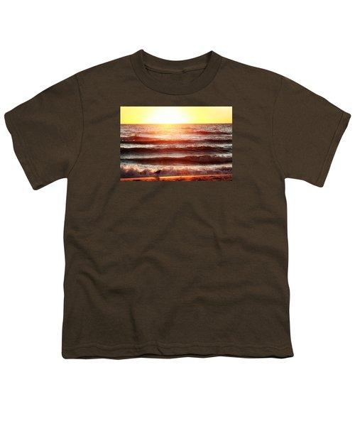 Sunset Beach Youth T-Shirt