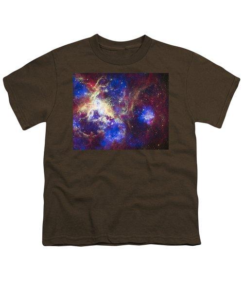 Tarantula Nebula Youth T-Shirt