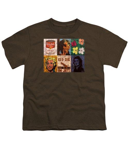 The Six Warhol's Youth T-Shirt