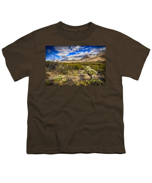 Youth T-Shirt featuring the photograph Valley View 27 by Mark Myhaver