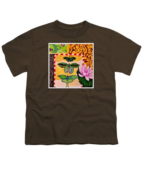 Oil Collage Youth T-Shirt