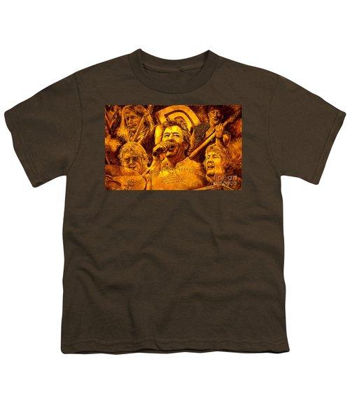Deep Purple In Rock Youth T-Shirt