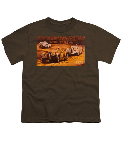 Monte-carlo 1937 Youth T-Shirt