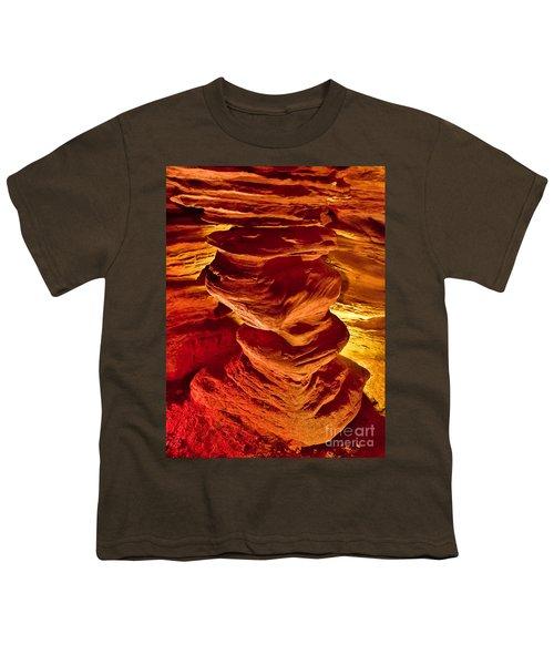 Pillar Of Hercules Youth T-Shirt