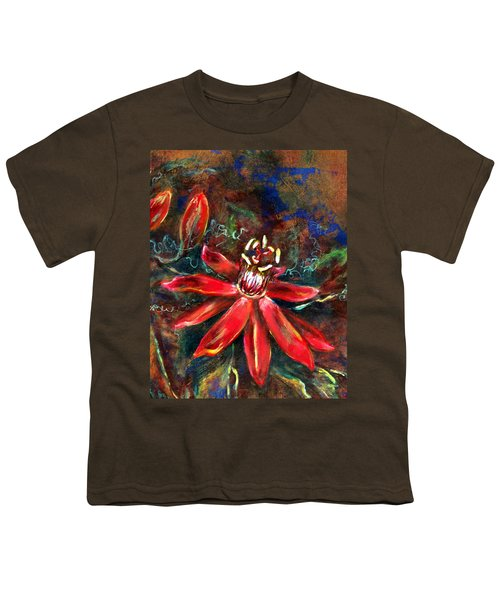 Red Passion Youth T-Shirt