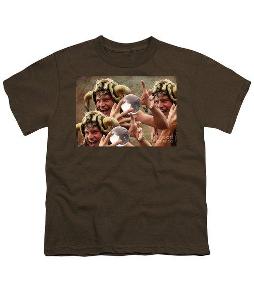 Magic Man Youth T-Shirt by Bob Christopher