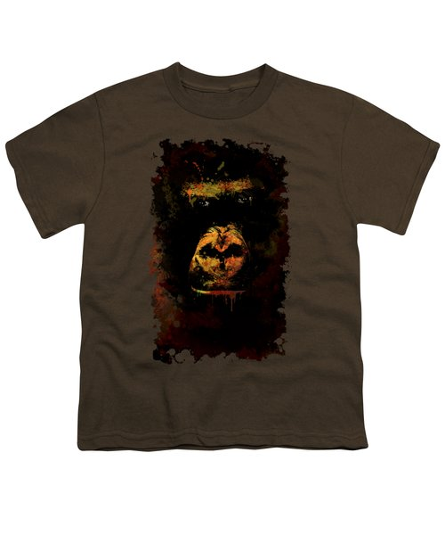 Mighty Gorilla Youth T-Shirt